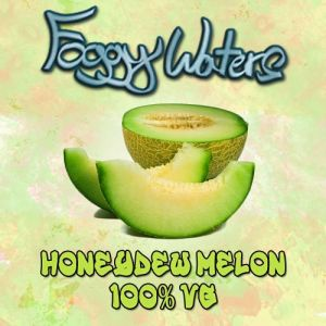 Honeydew Melon Comp Juice by Foggy Waters